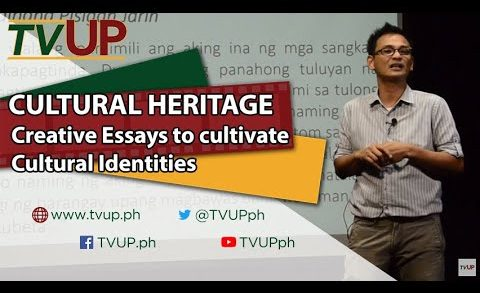 CULTURAL HERITAGE | Creative essays to cultivate cultural identities | Ferdinand Jarin