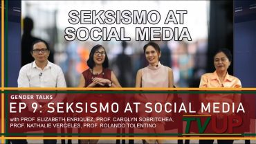 GENDER TALKS | EPISODE 09: Seksismo At Social Media