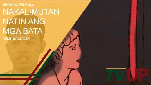 MAIKLING PELIKULA | Nakalimutan Natin Ang Mga Bata | Gilb Baldoza