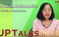 UP TALKS | Proofs in Mathematics | Priscilla Macansantos