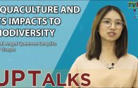 UP TALKS | Aquaculture and its impacts to Biodiversity | Angel Queenee Dequito