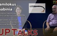 UP TALKS | Tamilokus mabinia