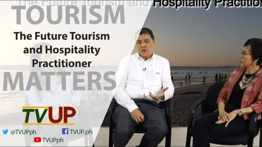 TOURISM MATTERS | Episode 05 | The Future Tourism and Hospitality Practitioner