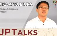 UP TALKS | Sustainability Concepts and their Cultural Expressions