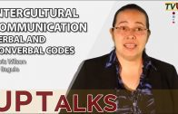 UP TALKS | Verbal and Nonverbal Codes | Doris Wilson