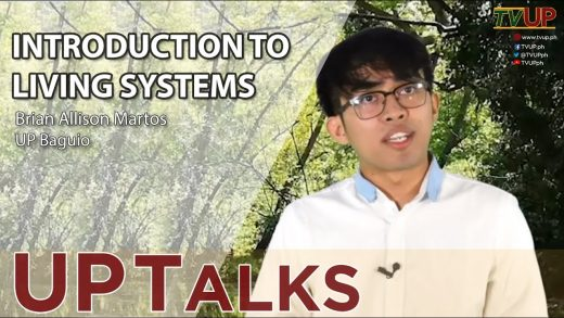 UP TALKS | Introduction to Living Systems