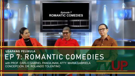 USAPANG PELIKULA   Episode 07: Romantic Comedies