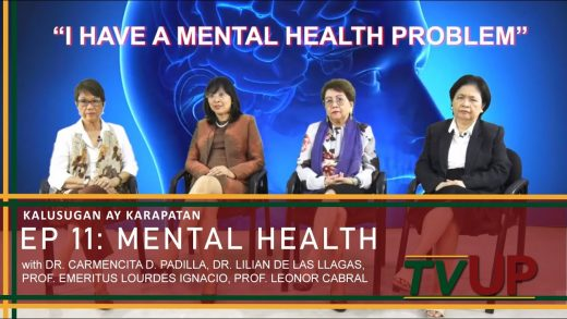 KALUSUGAN AY KARAPATAN | Episode 11: Mental Health