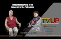 Thought Leadership at the University of the Philippines | Elizabeth Ventura