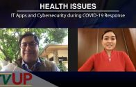 Health Issues | IT Apps and Cybersecurity during COVID-19 Response