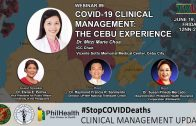 Webinar #6 | Hospital personnel safety during the Covid 19 pandemic