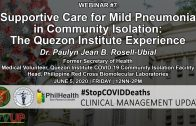 Webinar #7 | Supportive Care for Mild Pneumonia in Community