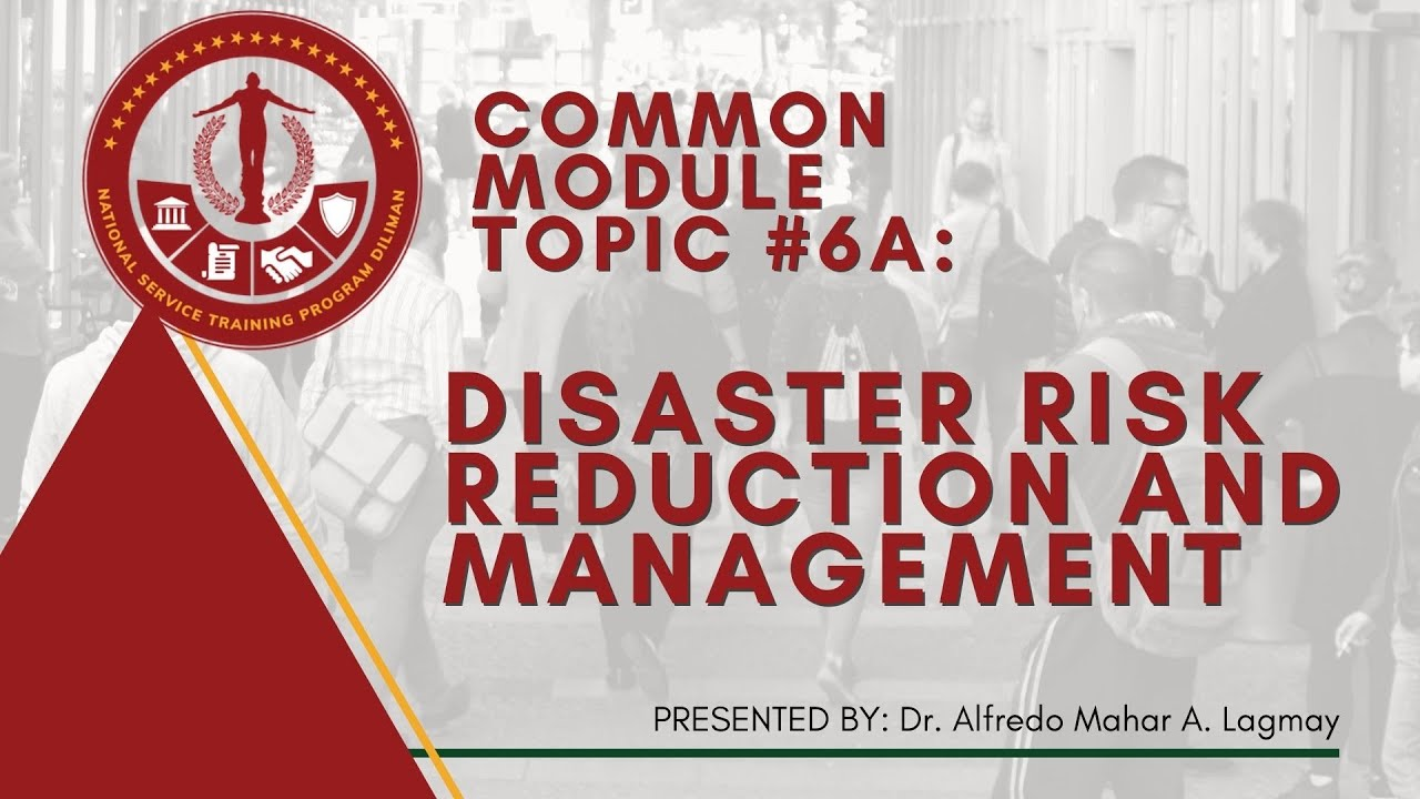 NSTP Common Module Topic 7: Environmental Protection | Mylene Cayetano