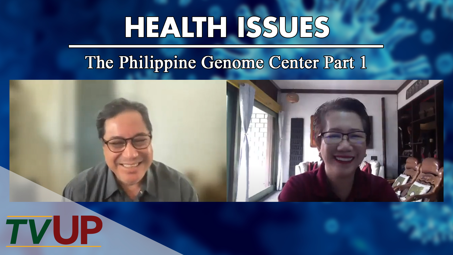 Health Issues Thumbnail The Philippine Genome Center Part 1