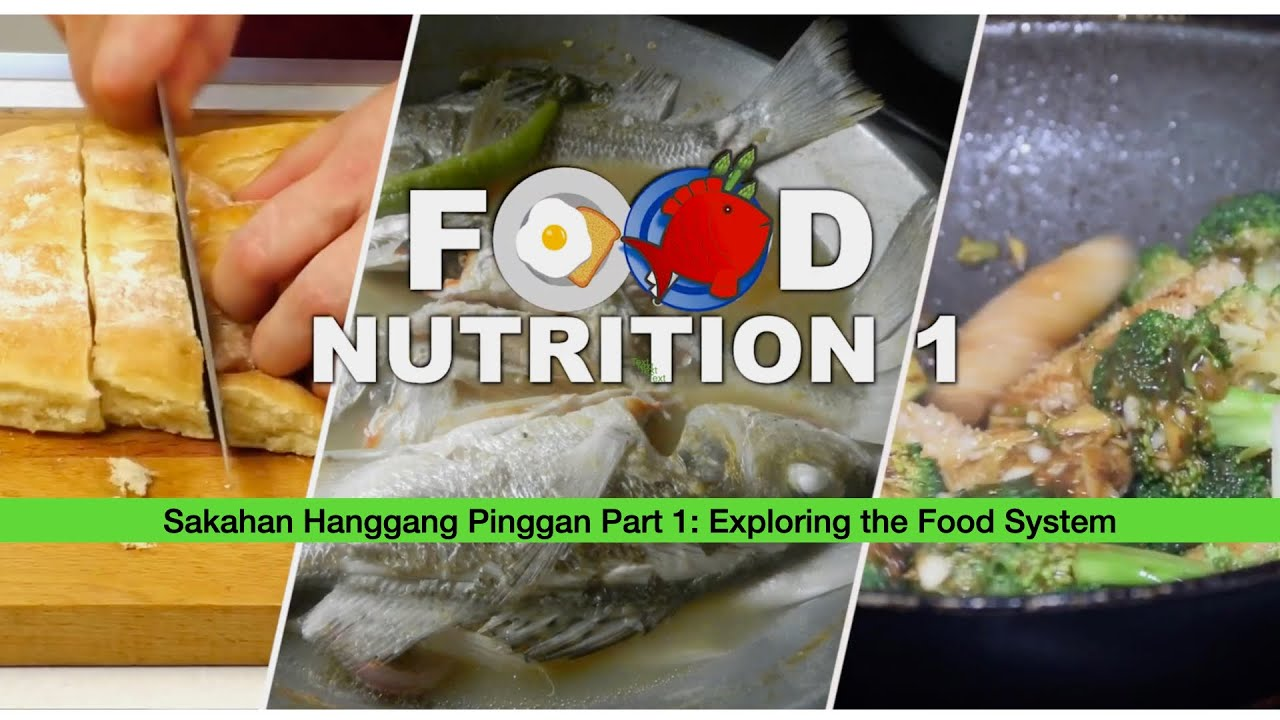 FN1 | Sakahan Hanggang Pinggan Part 1 Exploring the Food System