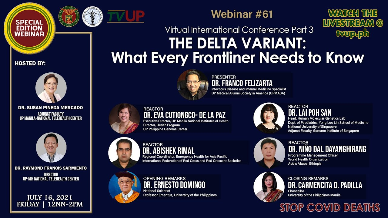 """Webinar #61 