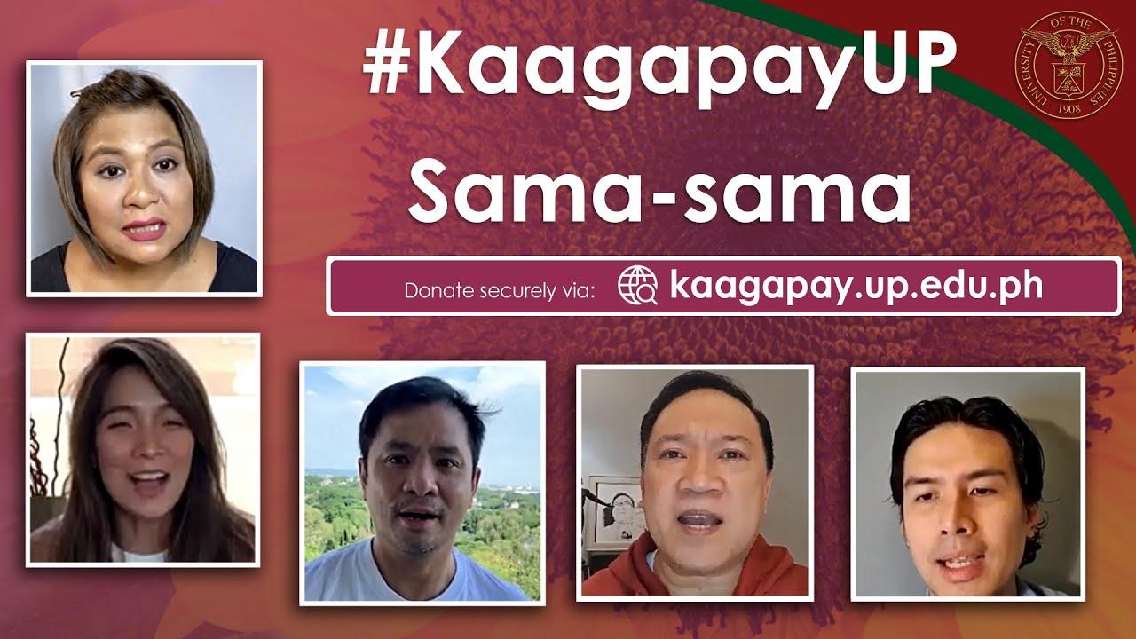 #KaagapayUP Sama-Sama | Kaagapay sa Pag-aaral ng Iskolar ng Bayan